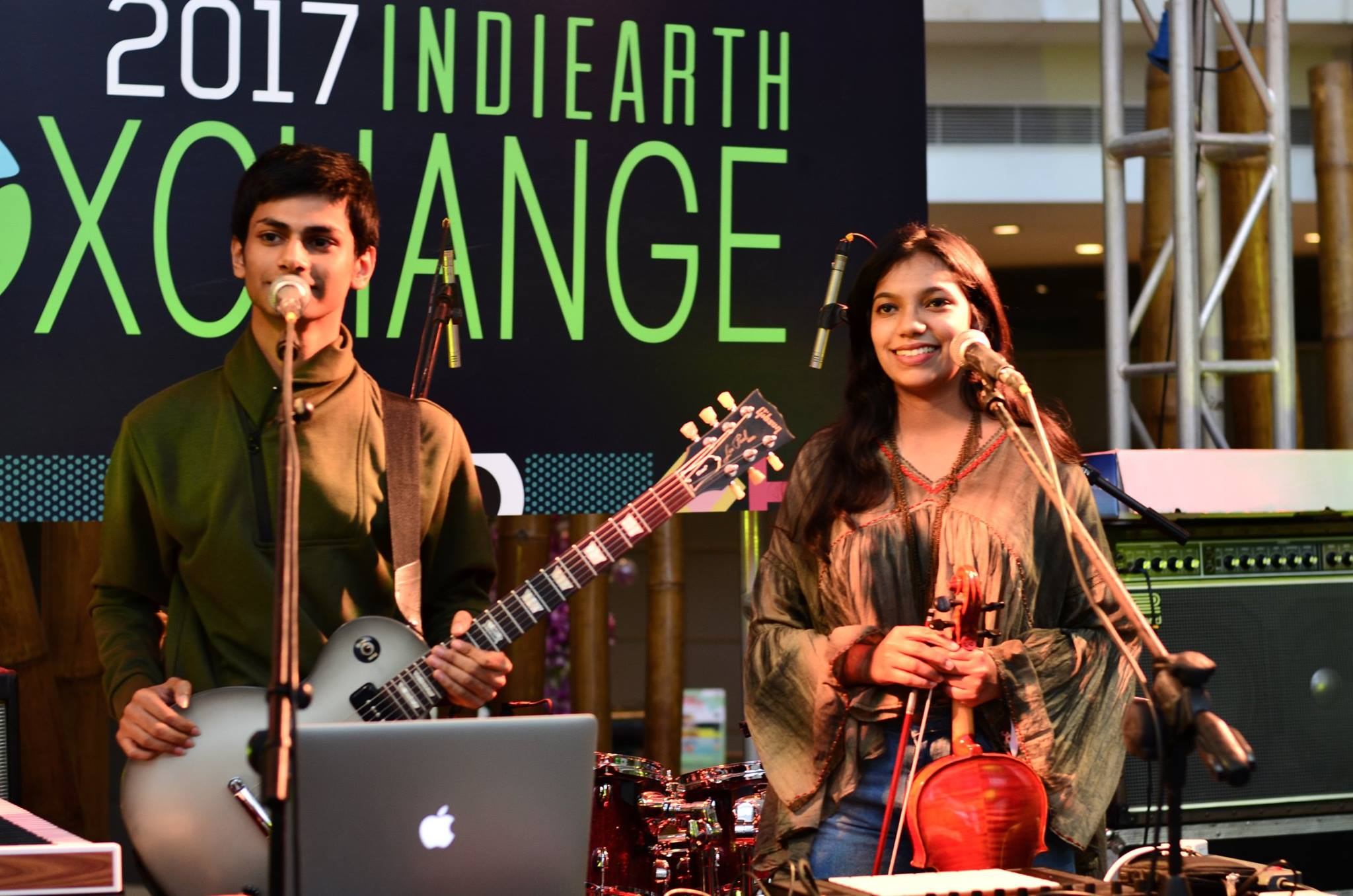 Indie100 artists perform at XChange 2017