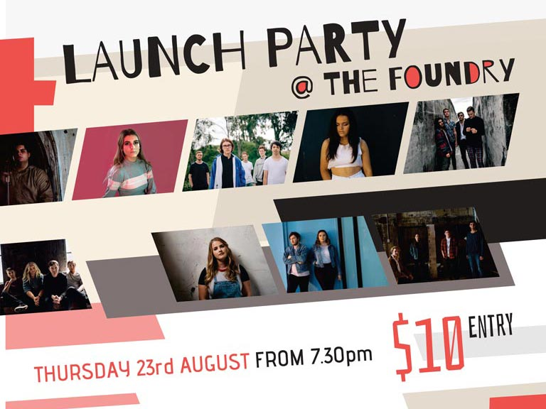 Launch Party @ The Foundry